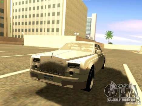 Rolls-Royce Phantom V16 para GTA San Andreas