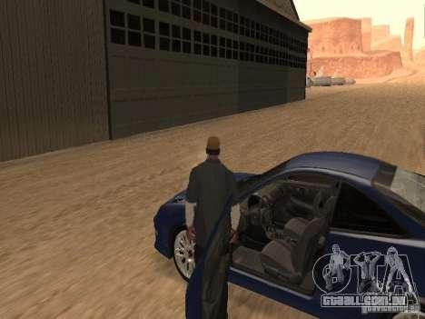 Acura RSX Light Tuning para vista lateral GTA San Andreas