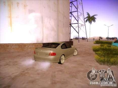 Pontiac FE GTO para GTA San Andreas vista direita