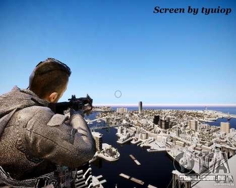 Modern Warfare 3 Soap Europe para GTA 4 segundo screenshot