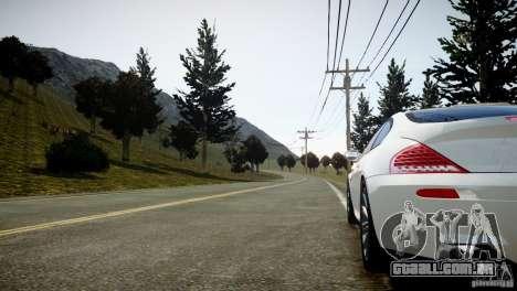 GhostPeakMountain para GTA 4 quinto tela