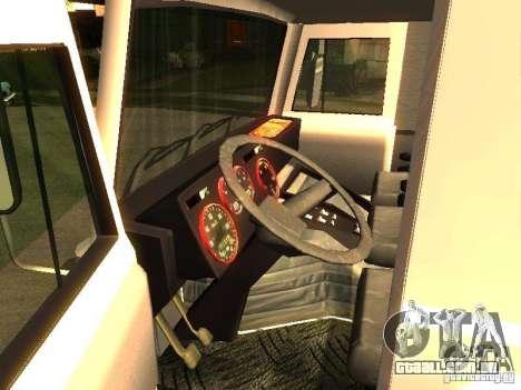 MAZ 642205 v 1.0 para vista lateral GTA San Andreas