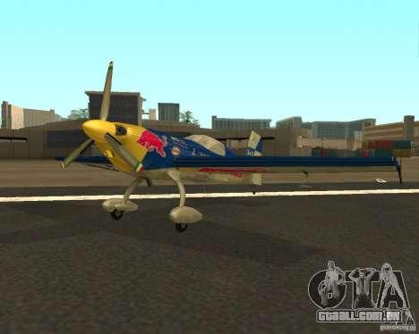 Extra 300L Red Bull para GTA San Andreas