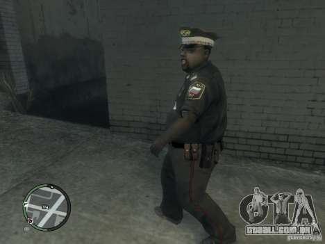 Russian Cops para GTA 4 terceira tela