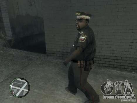 Russian Cops para GTA 4 terceira tela