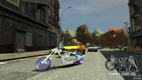 HellFire Chopper para GTA 4