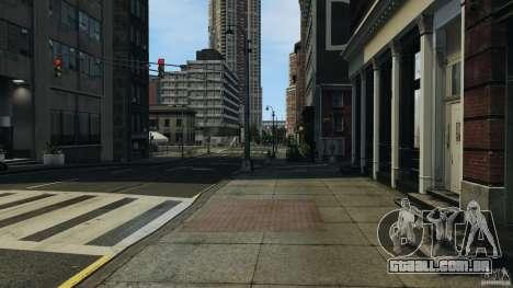 Cidade vazia para GTA 4 terceira tela