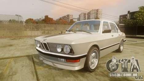 BMW 5-Series E28 para GTA 4