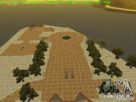 Estátua da liberdade 2013 para GTA San Andreas twelth tela