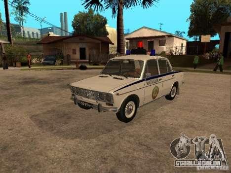 Polícia VAZ 2103 para GTA San Andreas