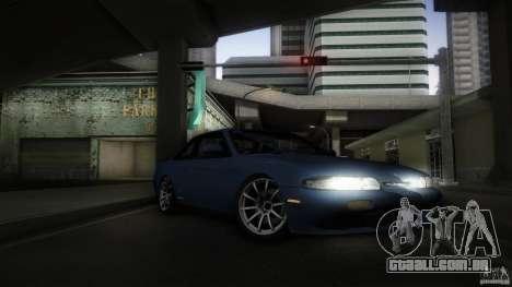 Nissan Silvia S14 Zenk para GTA San Andreas vista interior