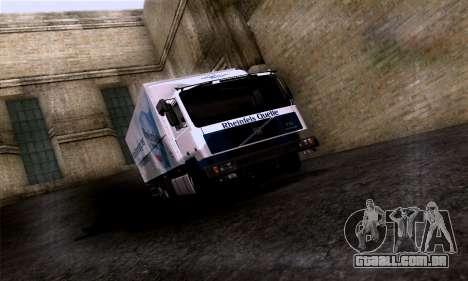 Volvo F10 para GTA San Andreas