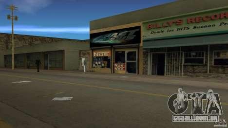 Der 2 Fast 2 Furious Shop para GTA Vice City segunda tela