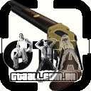 Grande pacote de armas para GTA San Andreas terceira tela