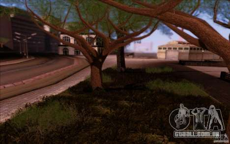 Behind Space Of Realities 2013 para GTA San Andreas sétima tela