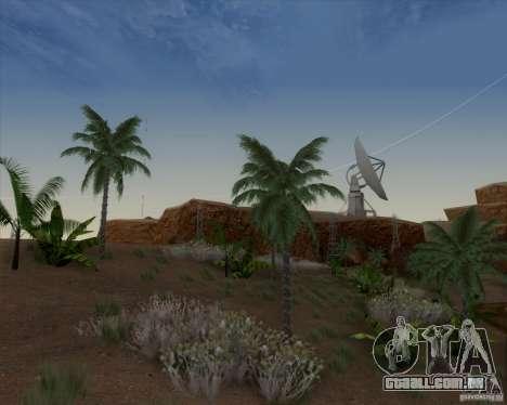 HQ Country N2 Desert para GTA San Andreas segunda tela