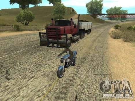 Carros com trailers para GTA San Andreas
