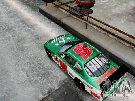 Chevrolet Monte Carlo SS 88 Nascar para GTA 4 esquerda vista