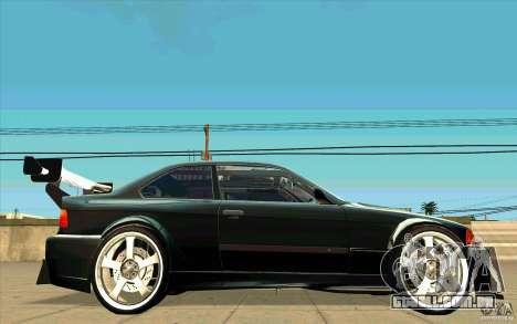 NFS:MW Wheel Pack para GTA San Andreas oitavo tela