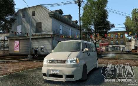 Volkswagen Transporter T4 para GTA 4