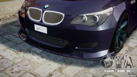 BMW M5 Lumma Tuning [BETA] para GTA 4 motor