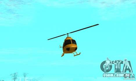 VIP TAXI para GTA San Andreas sétima tela