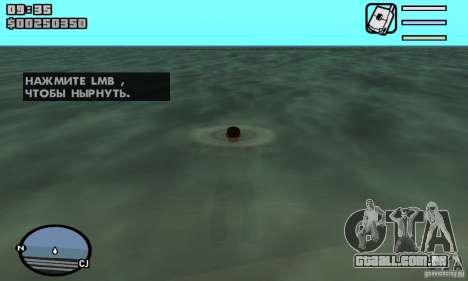 HUD by Neo40131 para GTA San Andreas terceira tela