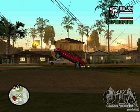 Dragger para GTA San Andreas terceira tela