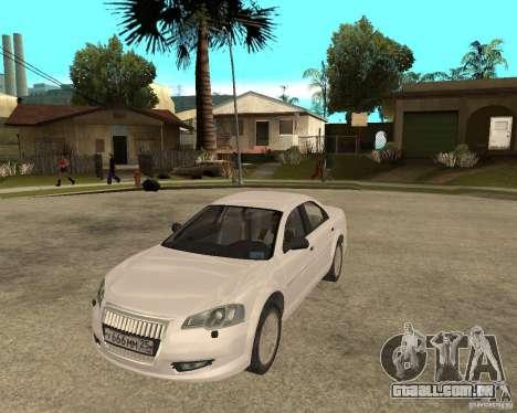 GAZ Volga Siber AT 2,5 para GTA San Andreas