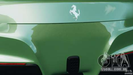 Ferrari F12 Berlinetta 2013 [EPM] para GTA 4 motor