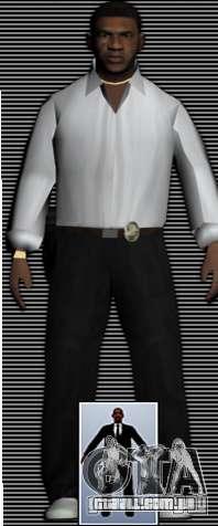 New FBI Agents para GTA San Andreas terceira tela