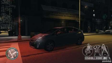 Glossy Radar para GTA 4 segundo screenshot