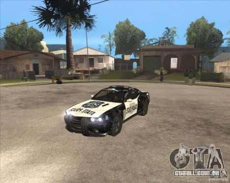 Police NFS UC para GTA San Andreas