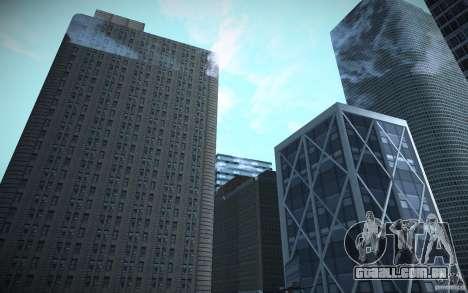 Arranha-céus de HD para GTA San Andreas por diante tela