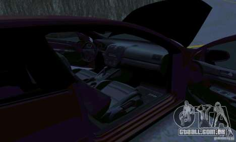 Volkswagen Golf V JDM Style para GTA San Andreas vista traseira