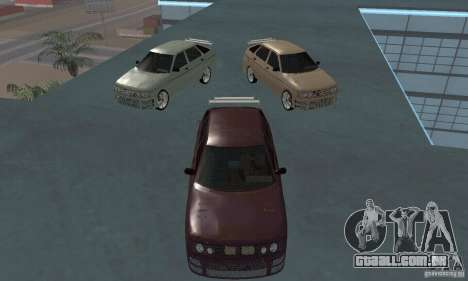 LADA 2112 Tuning (F) para GTA San Andreas