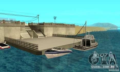 GTAIV Tropic para o motor de GTA San Andreas