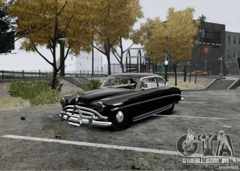 Hudson Hornet Club Coupe para GTA 4