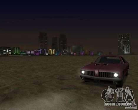 Novas texturas de VC GTA United para GTA San Andreas