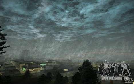 Timecyc para GTA San Andreas segunda tela