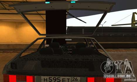 2113 Vaz Suite v. 1.0 para GTA San Andreas vista inferior
