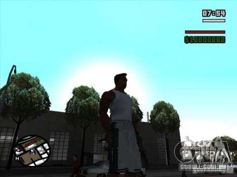 TMP para GTA San Andreas segunda tela