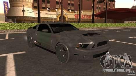 Shelby Mustang 1000 para GTA San Andreas