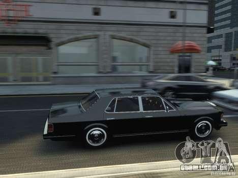Rolls-Royce Silver Spirit 1990 para GTA 4 vista direita