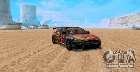 Mitsubishi Lancer Evolution RYO Vatanabe para GTA San Andreas