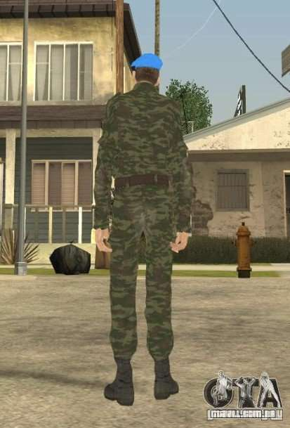 VDVšnik para GTA San Andreas terceira tela