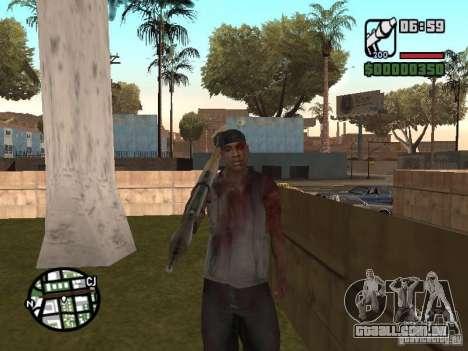 Markus young para GTA San Andreas sétima tela