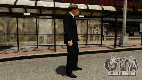 Cole Phelps para GTA 4 segundo screenshot