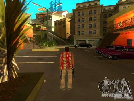 Ricardo Diaz para GTA San Andreas segunda tela