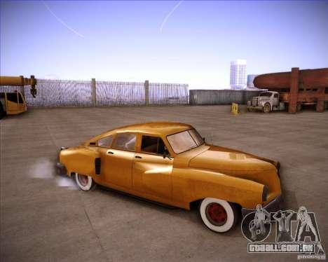 Walker Rocket para GTA San Andreas esquerda vista